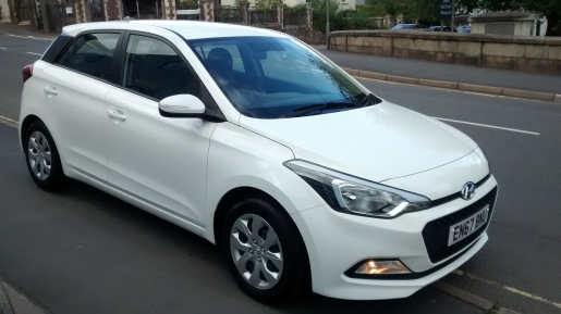 2018 (67) Hyundai i20 1.2 S Air
